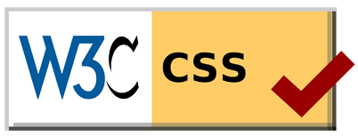 CSS Validated logo